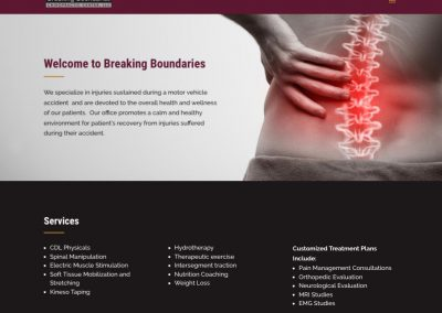 Breaking Boundaries - Intro