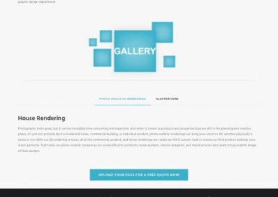 PixelPerfect Studios - Service Page