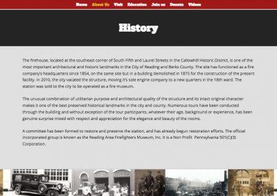 RAFFM - History