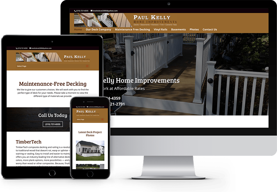 Paul Kelly Home Improvements