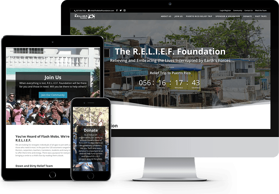 The R.E.L.I.E.F. Foundation