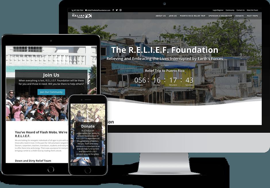 The R.E.L.I.E.F. Foundation