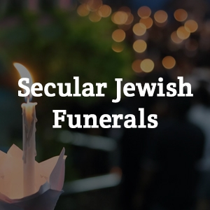 Secular Jewish Funerals
