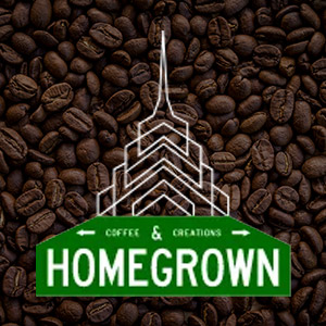homegrown coffee and creations